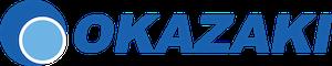 株式会社オカザキ | 横浜市の残土受入、不断水工事、上下水工事、一般土木工事お任せください ロゴ